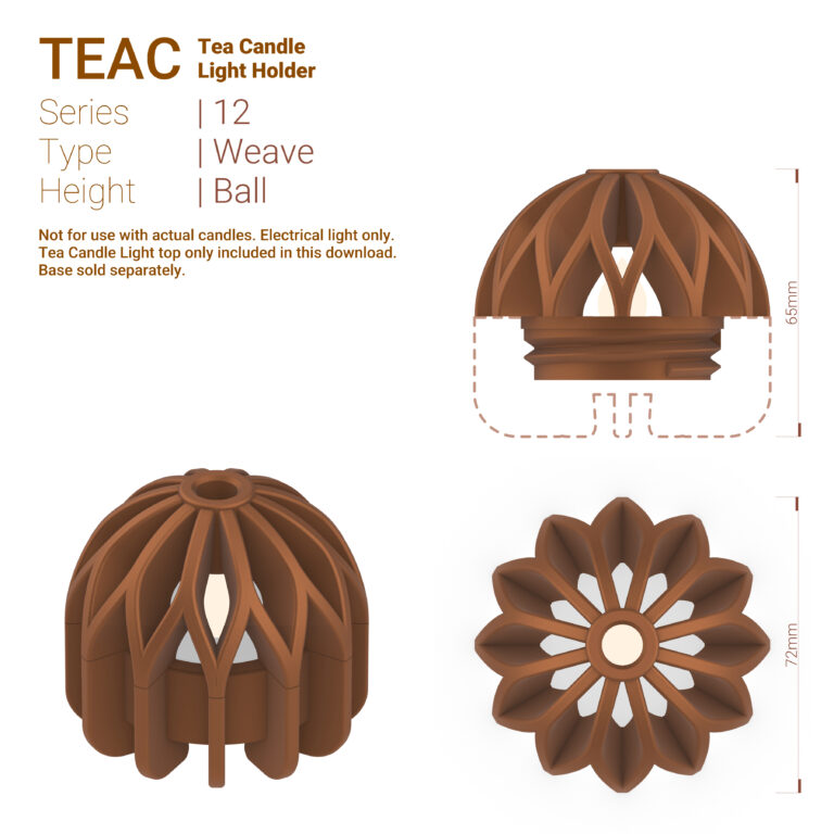 Teac_12_Weave_Ball